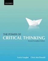 Power of Critical Thinking, 2nd Canadian Edition