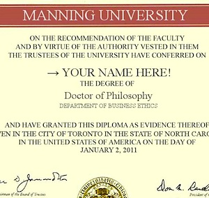 PhD Programs in Business Ethics: 2012 | The Business Ethics Blog