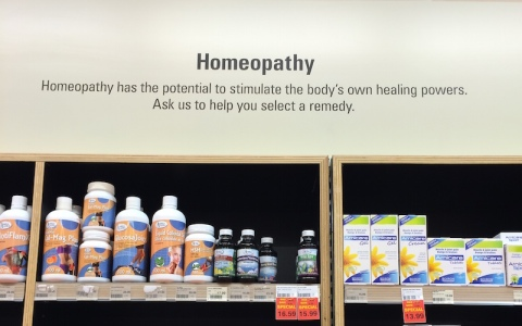 Loblaws selling homeopathy is junk science and bad corporate ethics