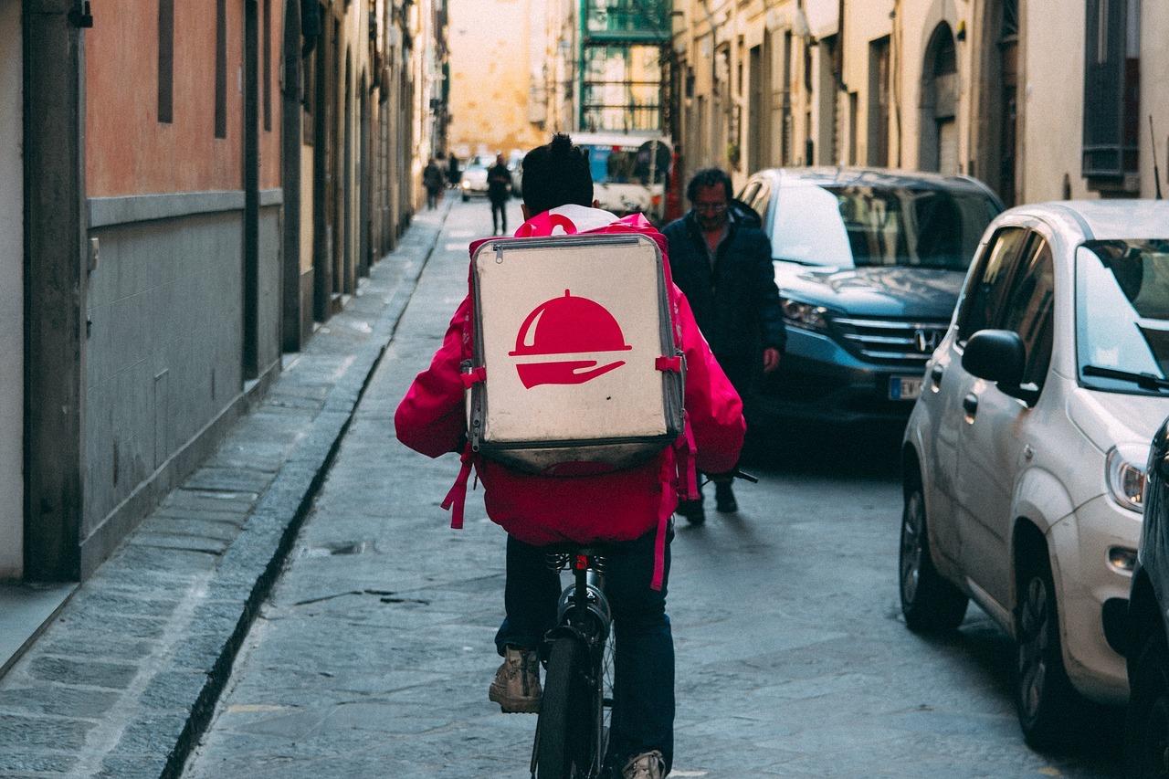 Foodora Bike Courier