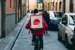 Foodora Bike Courier
